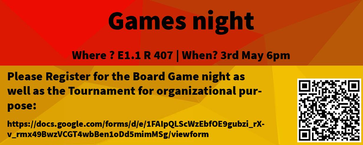 Games-Night
